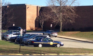 Evacuations were ordered after a bomb threat at H.B. DuPont Middle School in Hockessin. (Photo: Delaware Free News)