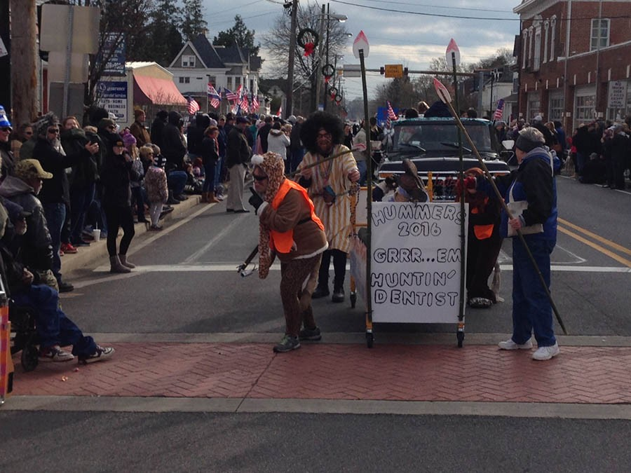 Hummers Parade 2016 2