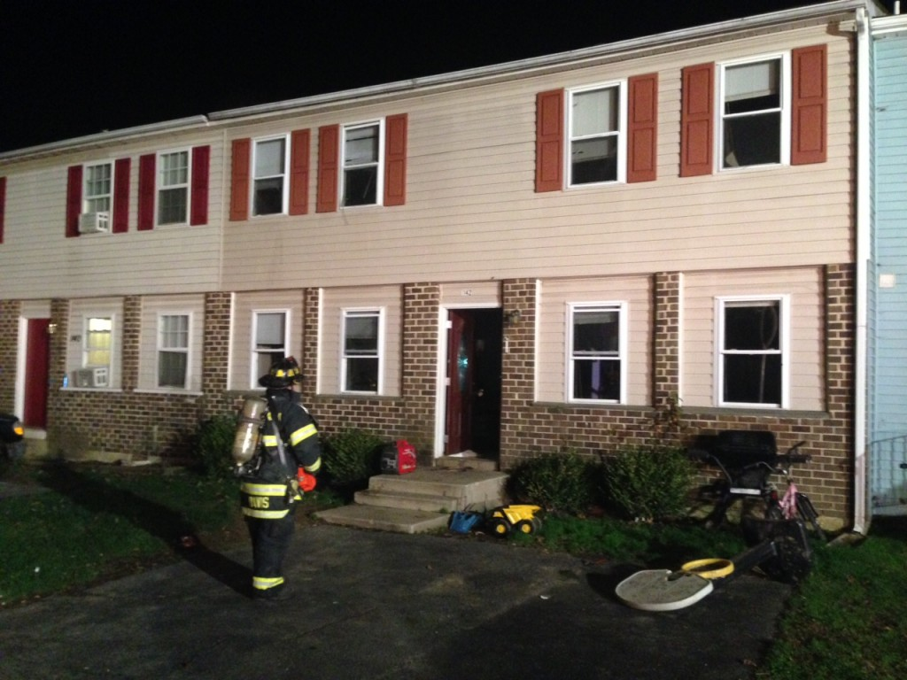 Carbon monoxide sickened six people in a Sparrow Run home on Flamingo Drive. (Photo: Delaware Free News)