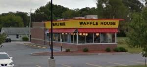 Waffle House restaurant on U.S. 13 near Camden (Photo: Google maps)