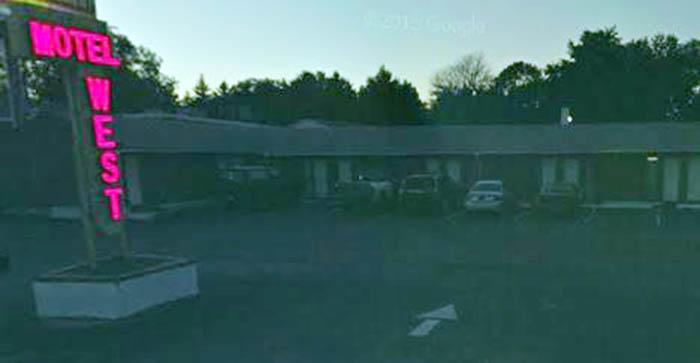 The West Motel on U.S. 40 (Photo: Google maps)