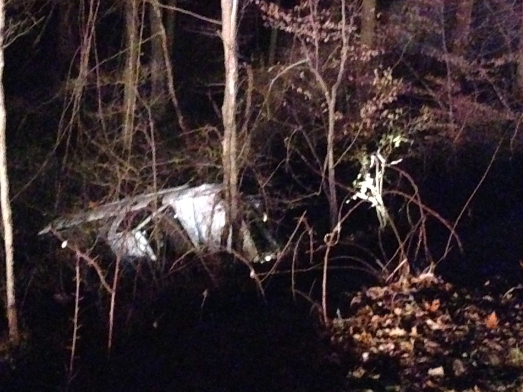 Accident in Pike Creek (Photo: Delaware Free News)