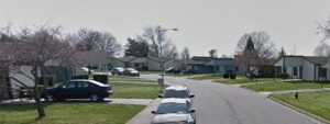 4000 block of Rhode Island Drive in Eagle Meadows (Photo: Google maps)