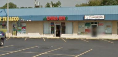The China Inn Restaurant on New Castle Avenue (Route 9) (Photo: Google maps)