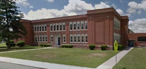 Chipman Middle School in Harrington