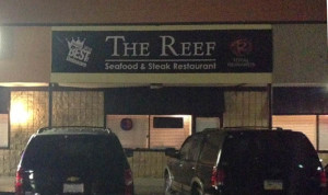 The Reef restaurant on Carpenter Station Road in Brandywine Hundred (Photo: Delaware Free News)