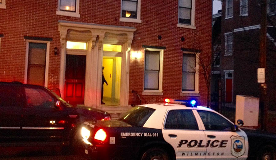 Wilmington police investigate stabbing in 600 block of N. Washington St. (Photo: Delaware Free News)
