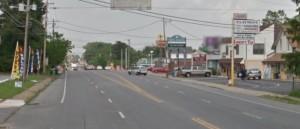 2600 block of Philadelphia Pike, Claymont