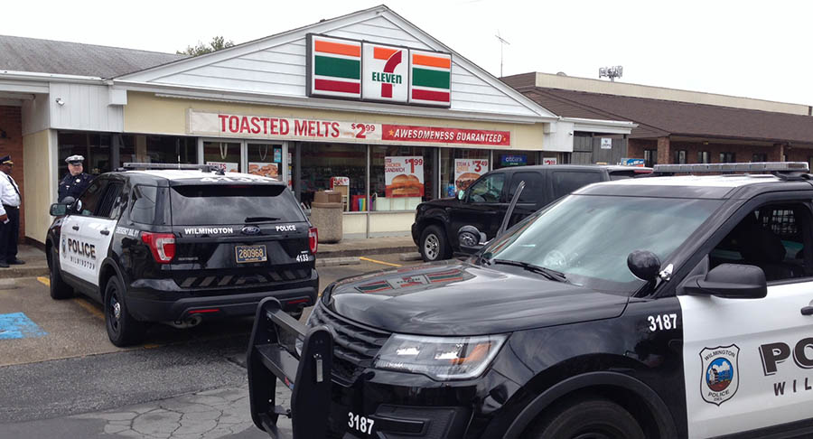 Robbery happened at 7-Eleven store, 530 Greenhill Ave. in Wilmington. (Photo: Delaware Free News)
