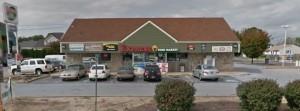 Express Food Market, 703 Pulaski Highway, near New Castle