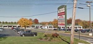 Harmony Plaza shopping center on Ogletown Stanton Road
