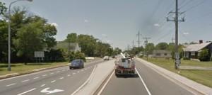 Lewes Georgetown Highway in Belltown (Photo: Google maps)