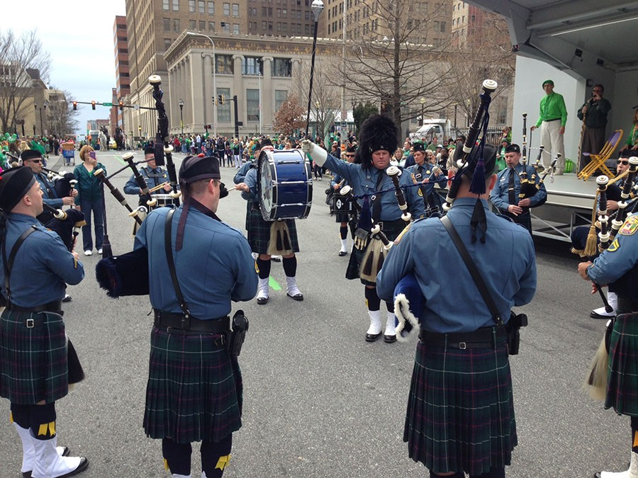 St. Patrick's Day parade in Wilmington (Photo: Delaware Free News)