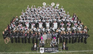Sussex Tech Raven Nation marching band (Photo: Sussex Tech)