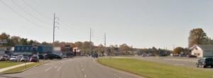 U.S. 13 near Evergreen Drive in Dover (Photo: Google maps)