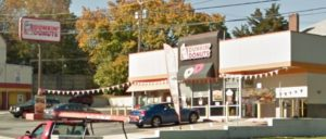 Dunkin' Donuts, 301 N. Maryland Ave. (Photo: Google maps)