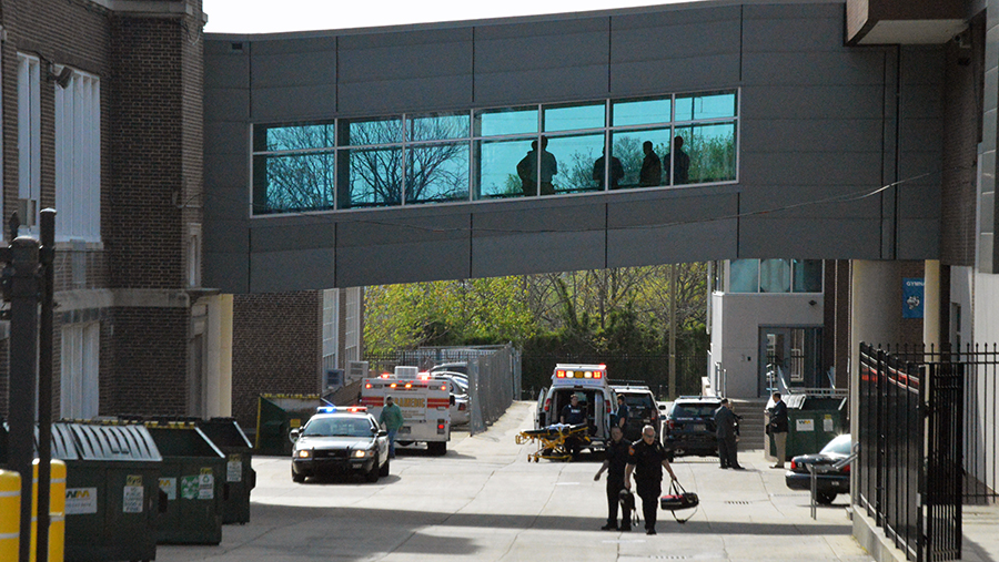 A 15-year-old girl died after she was assaulted at Howard High School of Technology. (Photo: Delaware Free News)