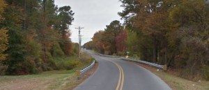 North Old State Road south of Milford (Photo: Google maps)