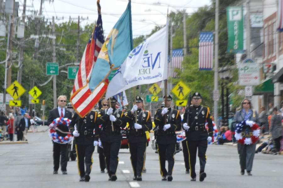 Newark's 81st annual Memorial Day parade honored the men and women who lost their lives in service to our country. (Photo: Delaware Free News)