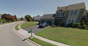 Charles Drive in Springfields (Photo: Google maps)