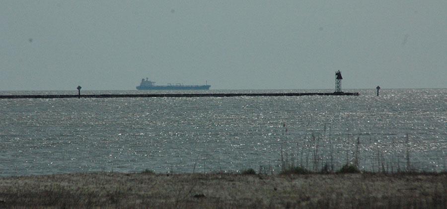 Delaware Bay at Mispillion Inlet near Slaughter Beach (Photo: Delaware Free News)