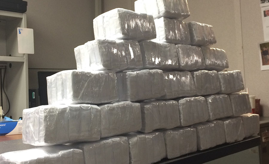 Authorities said they seized heroin with a street value of more than $1 million. (Photo: Delaware Department of Justice)
