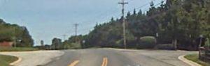 Little Baltimore Road at Jacks Lane and Verbana Drive. (Photo: Google maps)