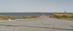 Reedy Island as seen from Augustine Beach access area (Photo: Google maps)