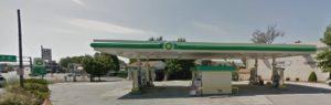 BP gas station, 601 N. DuPont Highway (U.S. 13) near New Castle (Photo: Google maps)