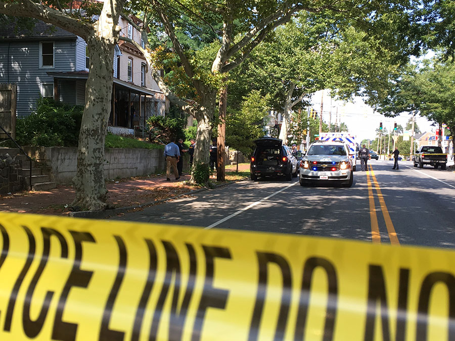Wilmington police were investigating death of a man in the 2900 block of N. Market St. (Photo: Delaware Free News)