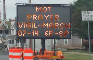 Prayer vigil is planned for Middletown (Photo: Contributed)