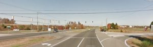 Northbound U.S. 13 at Blackbird Landing Road and Pine Tree Road (Photo: Google maps)