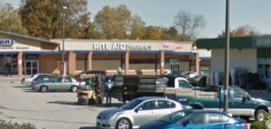 Rite Aid pharmacy, Town & Country Shopping Center (Photo: Google maps)