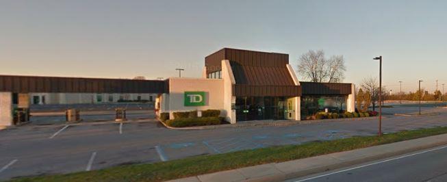 TD Bank, 82 Christiana Road near New Castle
