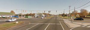 U.S. 13 (North DuPont Highway) at West Denneys Road (Photo: Google maps)