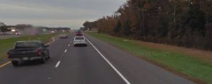 Southbound U.S. 13 (Sussex Highway) north of Boyce Road (Photo: Google maps)