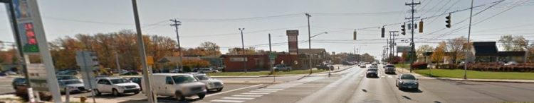 Concord Pike at Silverside Road (Photo: Google maps)