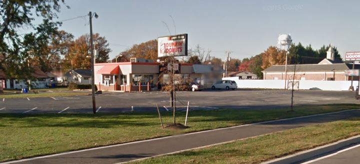Dunkin' Donuts at 470 S. DuPont Highway (U.S. 13) in Dover (Photo: Google maps)