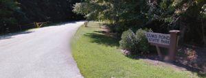 Lums Pond State Park entrance (Photo: Google maps)