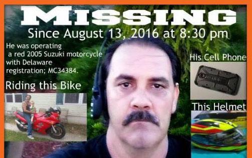 Missing man main