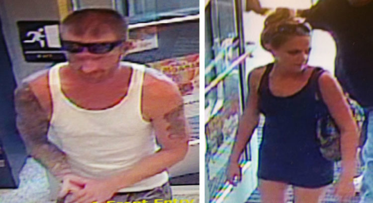 Police had released these surveillance images after Rehoboth Beach carjacking.