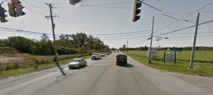 U.S. 301 (Summit Bridge Road) at Marl Pit Road and Armstrong Corner Road (Photo: Google maps)