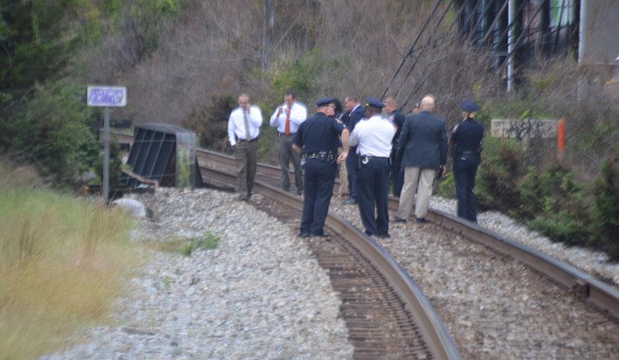 Body was found near railroad tracks in Wilmington. (Photo: Delaware Free News)