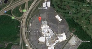 Christiana Mall (Photo: Google maps)
