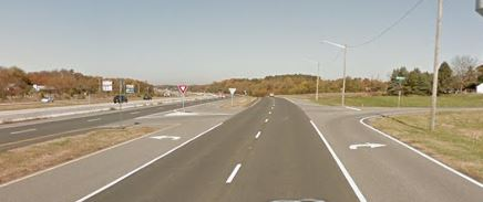 U.S. 13 (DuPont Parkway) at Old State Road (Photo: Google maps)
