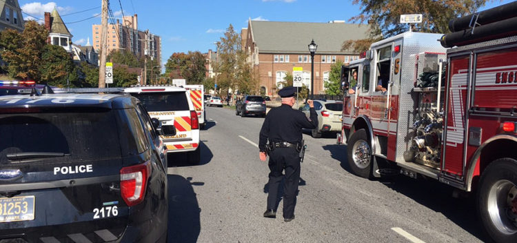 Hit-and-run happened in the 1100 block of N. Franklin St. in Wilmington. (Photo: Delaware Free News)
