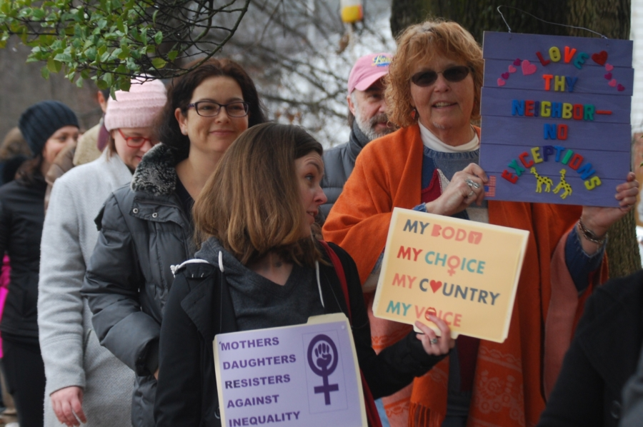 Newark Women's March