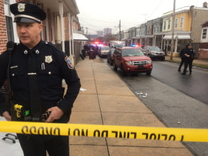 Shooting victim was found in the 1900 block of Elm St. in Wilmington. (Photo: Delaware Free News)
