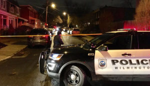 Shooting happened in the 1700 block of W. 13th St. (Photo: Delaware Free News)