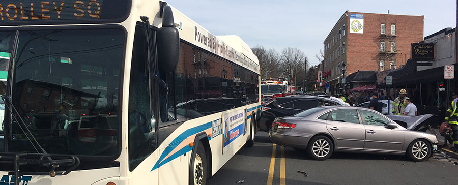Wilmington Car Crash